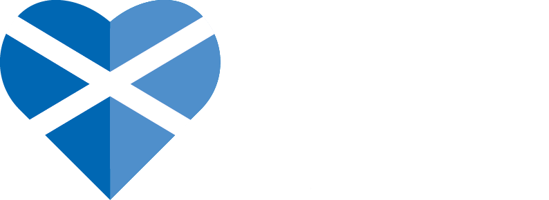 The healthier scotland scottish goverment logo.